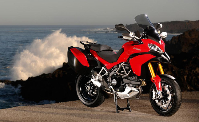 Multistrada 1200 Bj 2010-2014