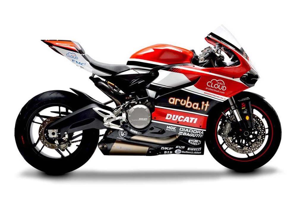 Ducati Ss Race Bike
