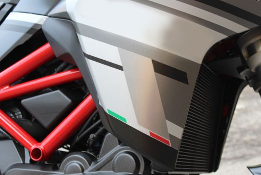 Decals Stickers for Ducati Multistrada DVT - 950/1200/1260 design personalized