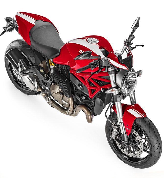 Ducati Monster Stripe Decal