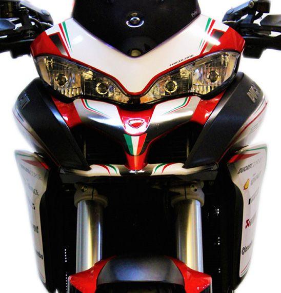 Stickers Special Design Tricolore For Ducati Multistrada 9501200