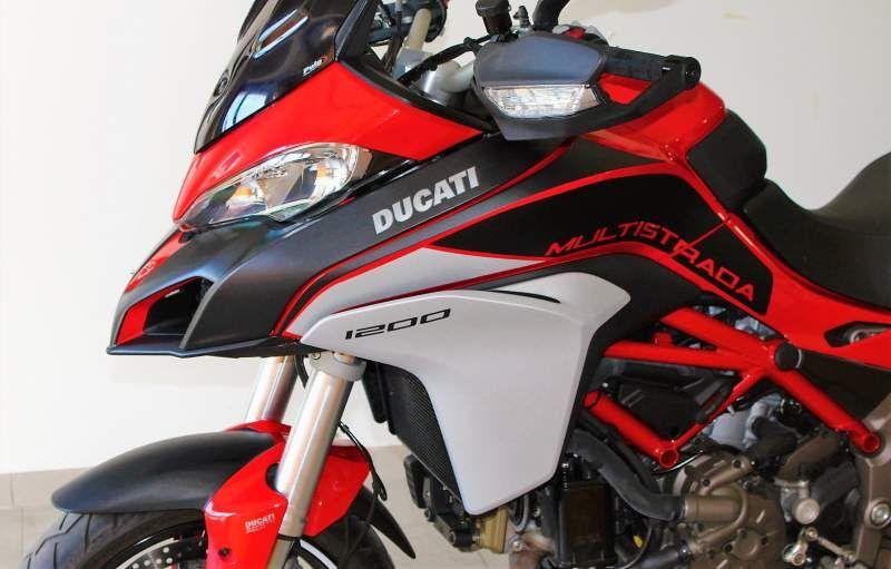Stickers Kit For Ducati Multistrada 950 1200 Dvt