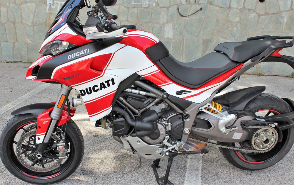 Stickers For Multistrada 1260 Design Personalized