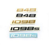 Aufkleber 1098/1098S/1098R/848/1198 mini