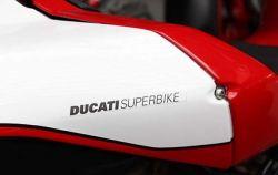 Aufkleber DUCATI Superbike auf Sitzbank