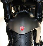 Aufkleber Ducati Logo klein 25x25mm