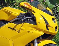 Aufkleber Ducati 749  ca.210x35mm