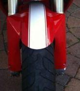 Ducati Corse Streifen Kit Kotflügel Superbike (800 x 72 mm) mit Ducati Logo