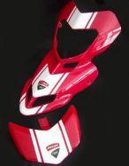 Aufklebersatz Oberteil Corse für Ducati Hypermotard 796 1100 SP/EVO