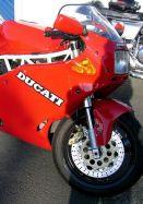 Aufkleber Vollverkleidung Ducati