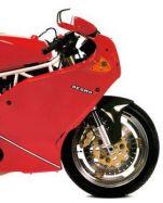 Aufkleber Ducati Schriftzug 114x16mm Stückpreis