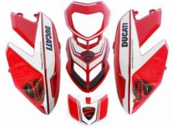 decal sticker kit corse for Ducati Hypermotard