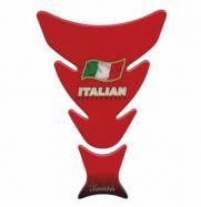 Tankpad Italien rot KT6400R  Keiti