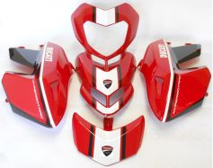 Decal Sticker set  for Ducati Hypermotard 796 1100