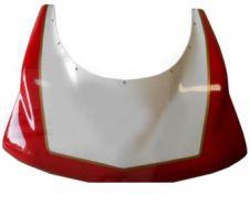 Aufkleber Startnummernfeld Front für Ducati 748/916/996/998