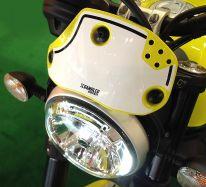 Aufkleber Cockpitver Ducati Scrambler