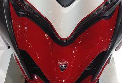 Abziehbild Ducati corse