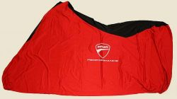 bike cover red Multistrada 1200/950 DP