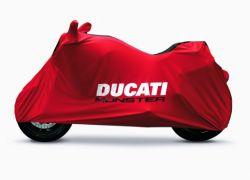 Abdeckplane Ducati Monster 1200/821 Ducati Performance