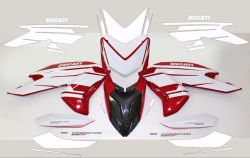 kit adesivi stickers ducati HYPERMOTARD/SP 821/939
