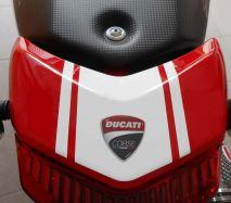 Aufkleber - Set Streifen corse für Sitzhöcker-Abdeckung Ducati 796/1100