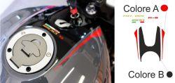 Aufkleber - Set Streifen für Tank für Ducati Monster 797/821/1200-S-R
