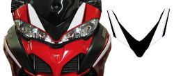 Stickers for front fairing Ducati Multistrada 950/1200 Enduro/1260
