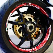 Strip motorcycle wheels for Ducati Multistrada 1200/1260