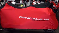 Abdeckplane Panigale V4 von Ducati Performance