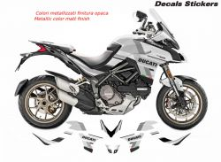 Stickers for Ducati Multistrada1260 design personalized