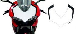 Decal Sticker for front fairing Ducati Panigale 1199-899-959-1299 Desmosedici Stradale
