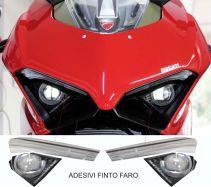 Aufkleber kit Verkleidung light look - Ducati V4 / S / R