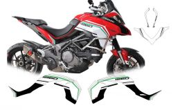 Custom Sticker Kit for Ducati Multistrada DVT 1260 MY 2018 - 2019