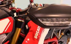 Carbon fairing top cover satin Hypermotard 950 Ducati Performance