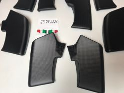 Carbon winglets 4 Stück Streetfighter V4