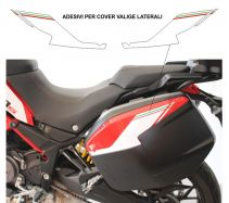 Stickers for side case covers - Ducati Multistrada 950 / 1200 / 1260