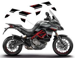 Aufkleber auf der Verkleidung Ducati Multistrada 950