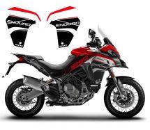 Aufkleber auf der Verkleidung Ducati Multistrada 1200/1260 ENDURO
