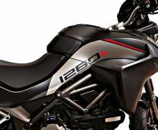 Aufkleber auf der Verkleidung - Ducati Multistrada 950 / 950 S / 1200 / 1200 S / 1260 / 1260 S