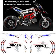 Complete stickers' kit V4S CORSE version - Ducati Hypermotard 821/939