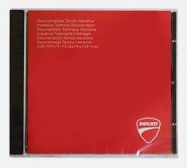 Werkstatthandbuch auf CD für Monster 695