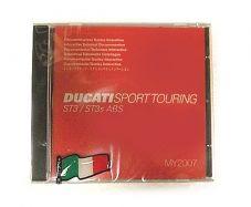 Werkstatthandbuch ST3 2006 auf CD