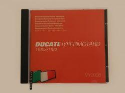 Werkstatthandbuch Hypermotard 2007/2008