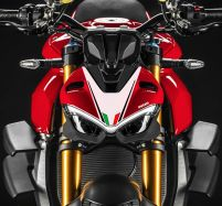 Aufkleber Startnummernfeld Front - Ducati Streetfighter V4 / V4S