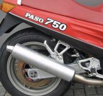 Aufkleber PASO 750 (300x52mm) Stückpreis