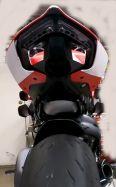 1 Rücklicht LED getönt Streetfighter V4 + Panigale V4/V2  plug&play