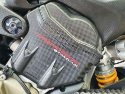 Carbon Zylinderkopfabdeckung links + rechts Streetfighter V4