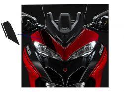 Aufkleber auf Frontverkleidung Multistrada - Ducati Multistrada DVT 2015 / 2020