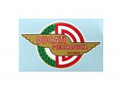 Aufkleber Ducati Meccanica bologna