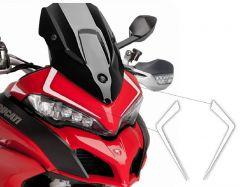 Aufkleber Dekor für Vorderseite Ducati Multistrada ab Bj 2015